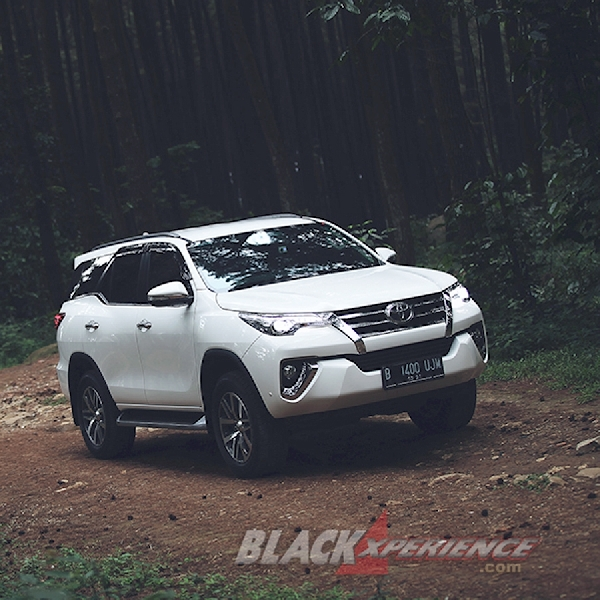 Toyota Fortuner VRZ - The True Successor