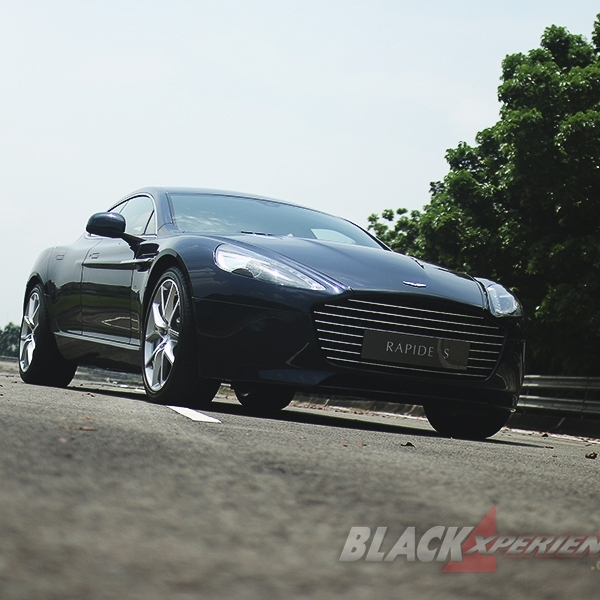 Aston Martin Rapide S - Perfection in Every Detail