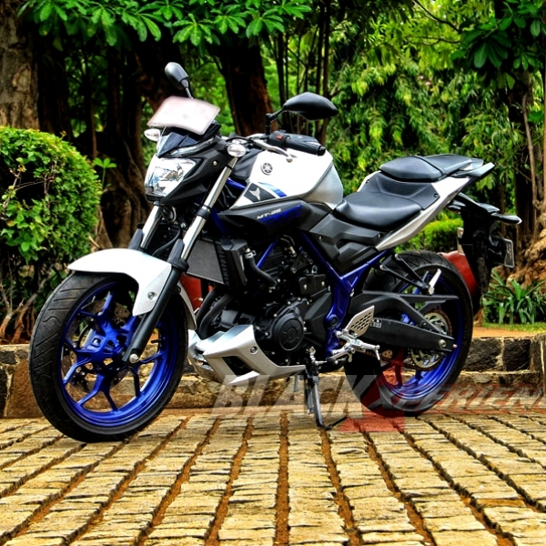 Test Ride Yamaha MT-25, Breakthrough Naked