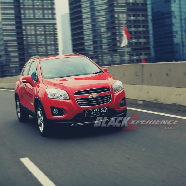 Chevrolet Trax LTZ, The Urban SUV