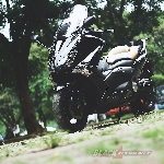 Yamaha Tmax - Sensasi Motor Sport pada Skuter