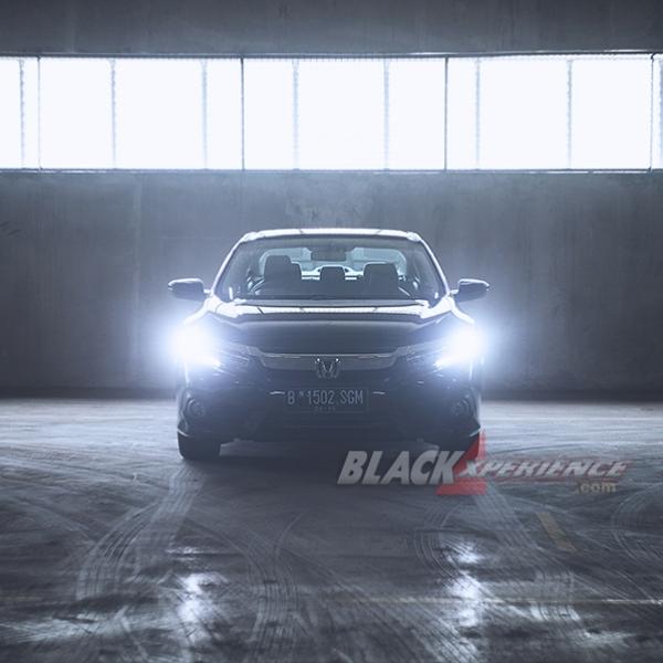 All-New Honda Civic Turbo, puaskan dahaga dengan Turbo!