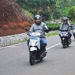 Tips Aman Berkendara Roda Dua di Lokasi Wisata Jawa Tengah