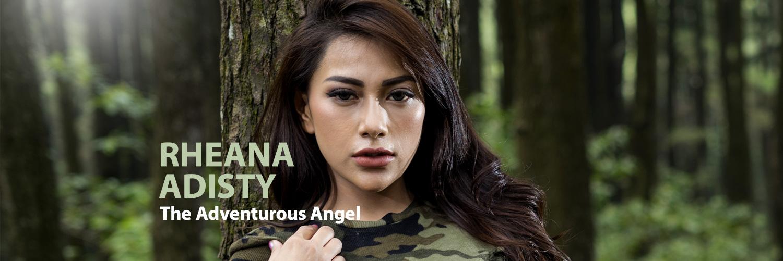 Rheana Adisty - Angel The Explorer-