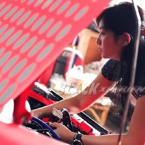 Alinka Hardianti: Pembalap Wanita Indonesia