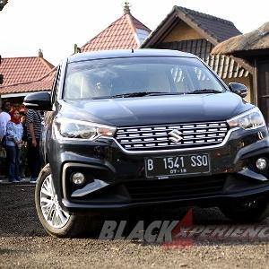 All New Suzuki Ertiga - Good Versatility