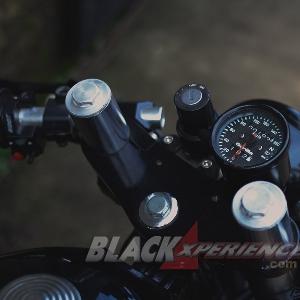 Tetap dilengkapi speedometer
