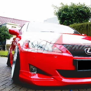 Modifikasi Lexus IS 300, Stance Daily Driven
