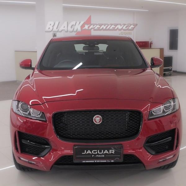 Jaguar F-Pace R-Sport, SUV pertama dari Jaguar