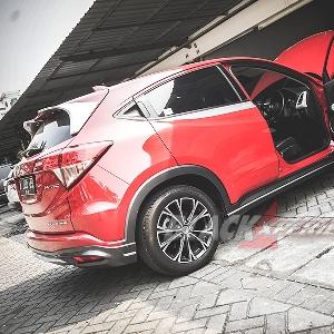 Modifikasi Mesin Honda HR-V, Cara Tepat Tingkatkan Performance Mesin 200hp