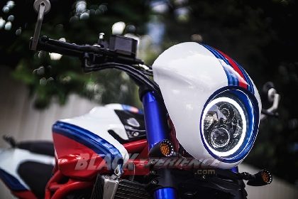 Benelli TNT 600 JDM Project  :  Get a Minor Change