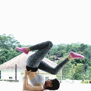 Melsy Delsini, Stay Healthy and Beauty with Yoga
