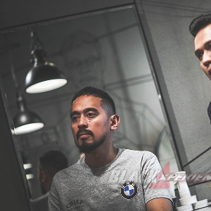 Fatsi Hakim dan Oki Andries, Jelajahi 3,168 KM Telusuri Sejarah Barbershop di Indonesia
