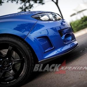 Modifikasi Subaru WRX STI, A Entity of Endurance