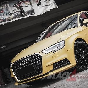 Modifikasi Velg  Audi A3 Sportback Kental Nuansa Sporty
