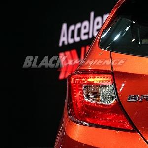 All New Honda Brio - Accelerating Design