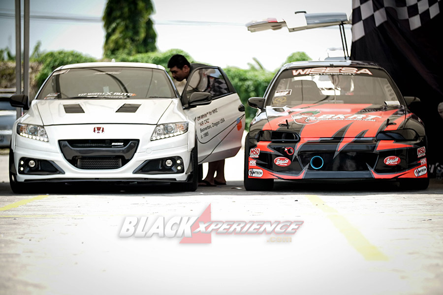 BlackAuto Modify at BlackAuto Battle Solo 2018