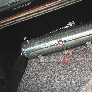 Modifikasi BWM F30, Proper Bagged Style