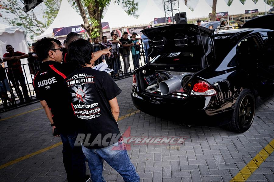 BlackOut Loud at BlackAuto Battle Solo 2018