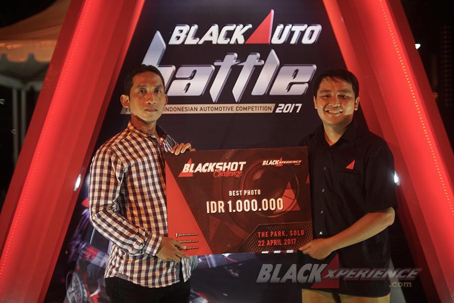 BlackAuto Battle Solo 2017