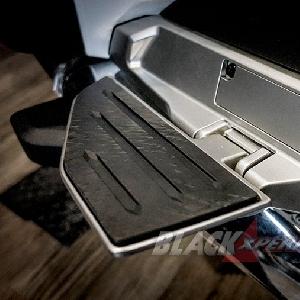 New Honda Goldwing 1800 - Tolak Ukur Baru