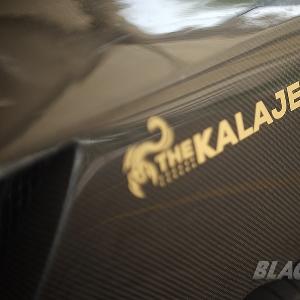 Modifikasi Chevrolet Spark - The Kalajengking 6x6 AWD