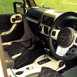 Modifkasi Jeep Wrangler: Raptor Armour