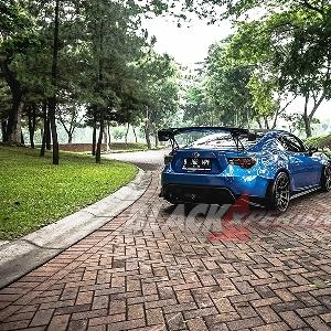 Modifikasi Subaru BRZ, The Real Street Racing Bukan Sekedar Queen Garage
