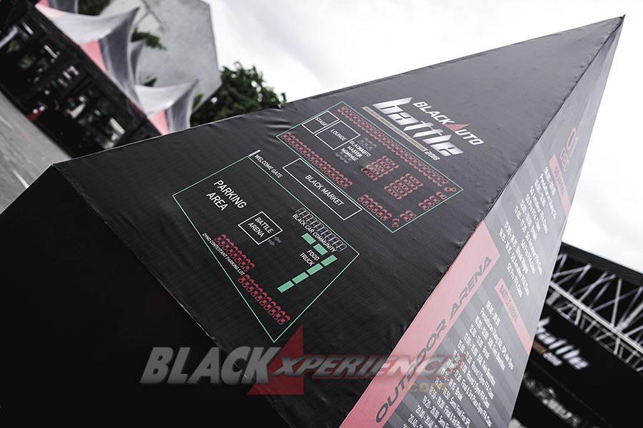 FINAL BLACKAUTO BATTLE 2018 : BlackAuto Modify