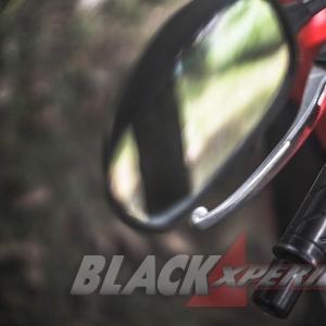 Honda CB500X - Tackle Both World