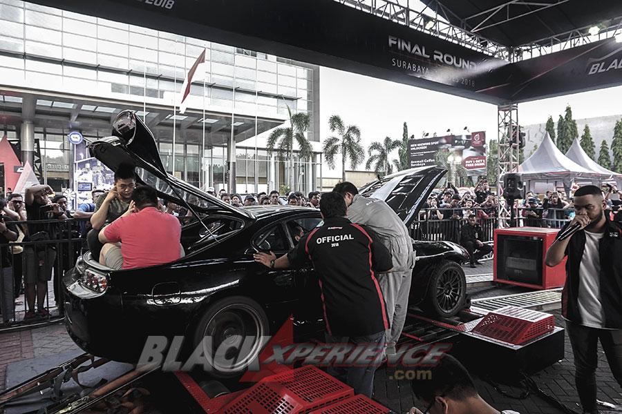 FINAL BLACKAUTO BATTLE 2018 : Dyno Test