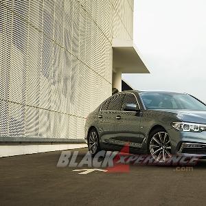 New BMW 520i - More Advanced