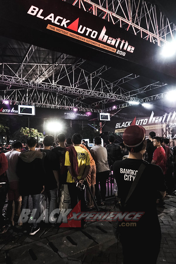 FINAL BLACKAUTO BATTLE 2018 : Entertainment & Activity