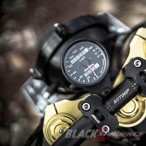 Modifikasi Scorpio Scrambler - Still Dual Sport