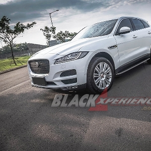 Jaguar F-Pace 2.0 - Astonishing