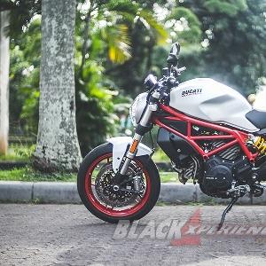 Ducati Monster 797 Worthy Baby Monster
