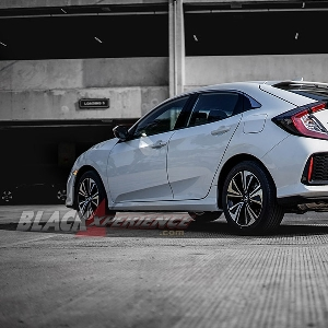 All New Honda Civic Hatchback - Back To The Future