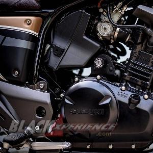 Modifikasi Suzuki Inazuma - Project Scrambler