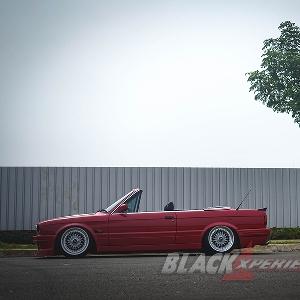 Modifikasi BMW E30 Cabriolet, Less is More