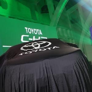 Product General Manager PT Toyota Astra Motor, Bansar Maduma mengatakan desain All New C-HR terinspirasi dari lekukan berlian, yang terlihat sangat stylish dan memiliki postur yang ikonik.