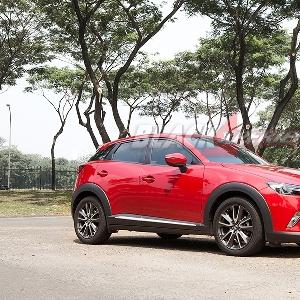 Mazda CX-3 - New Sensation