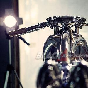 Aseli HandMade – Krom Works Garap Modifikasi Hiest Broadtracker Masterpiece
