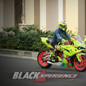 Nyaman untuk Riding