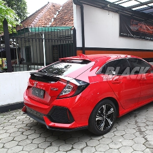 Panduan Modifikasi All New Civic Hatchback Turbo [Part II Audio]