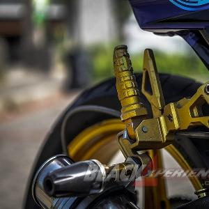 Modifikasi Honda Tiger - Maung Lugay Dari Tanah Sumatera