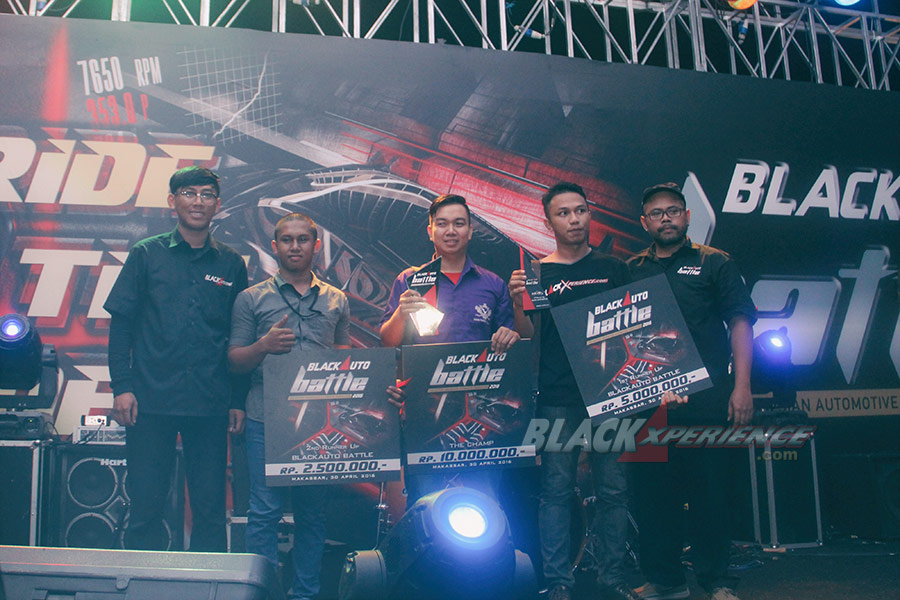 BlackAuto Battle Makassar 2016