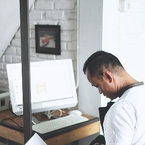 Proses desain produk Yokz Industrial