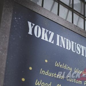 Yokz Industrial bisnis furnitur dengan gaya industrial