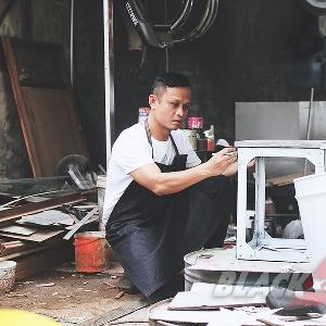 Proses produksi Yokz Industrial