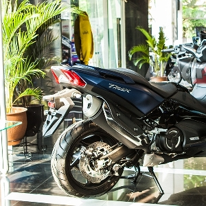 Yamaha T-Max DX - One of a kind Sport Scooter